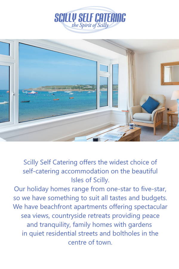 Scilly Self Catering