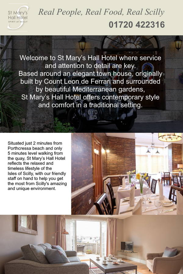 St Mary's Hall Hotel